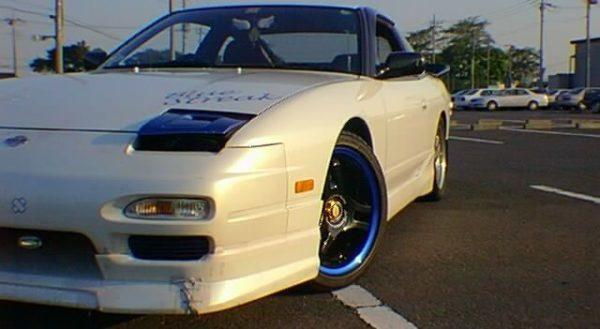 Super ADVAN Racing SA3R 180SX