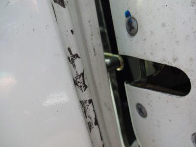 180SX:ドアキャッチ部