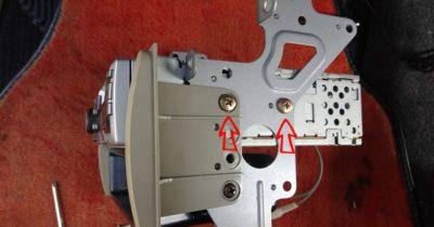 オーディオを固定するためのユニット