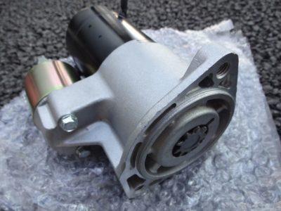 リビルド品の180SX(S13系)用セルモーターギア部分