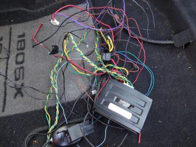 neoCQ M861Aの車内側一式